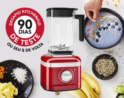 Desafio KitchenAid Liquidificador K400